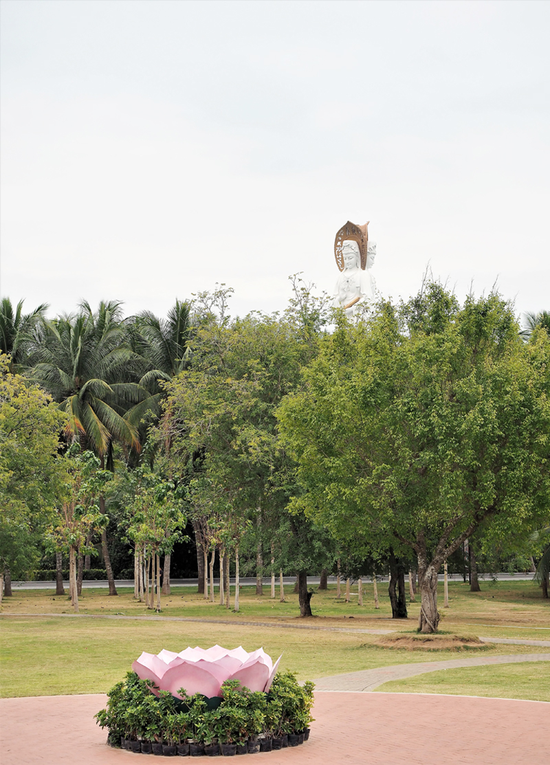 Nanshan Guanyin Statue on South Sea